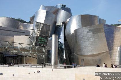 Guggenheim Museum, Bilbao