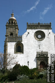 Sta. María la Mayor, la Coronada