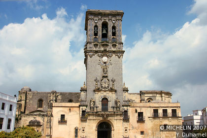 Church of Santa María de la Asunción