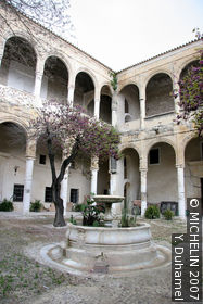 Los Ribera Castle-Palace