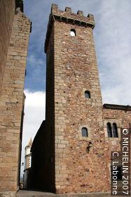 Centro histórico de Cáceres
