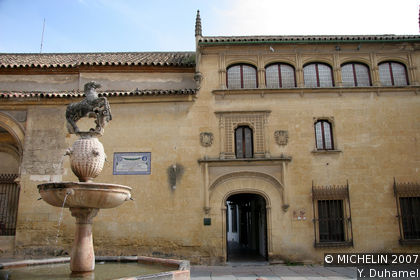Julio Romero de Torres museum