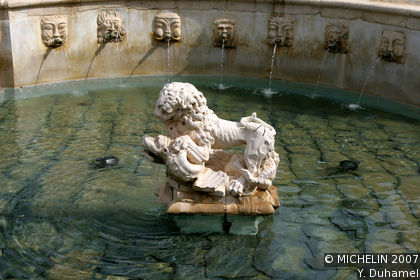 Fountains of the King and Health