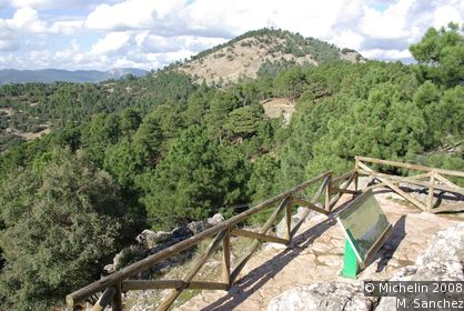Las Sierras de Cazorla, Segura y las Villas Nature Reserve
