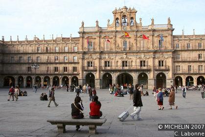 Plaza Mayor of Salamanca