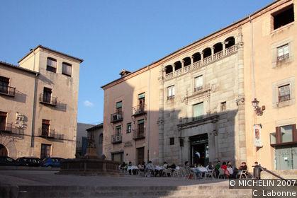 Plaza Medina del Campo