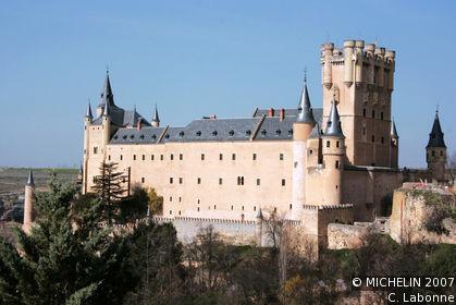Segovia's Alcázar