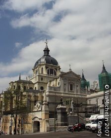 Cathedral of our Lady of La Almudena