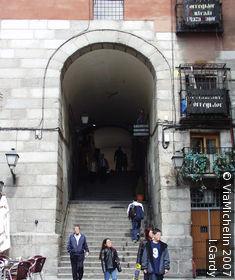 Cutlers Street (Calle de Cuchilleros)