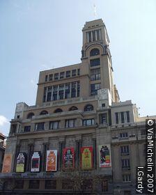 Fine Arts Circle (Circulo de Bellas Artes)