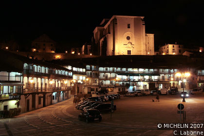 Plaza Mayor of Chinchón