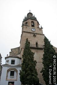 Collegial Church of Santa Marìa la Mayor