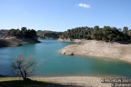 Guadelteba-Guadalhorce Reservoir
