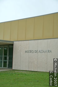 Altamira Museum and New Cave