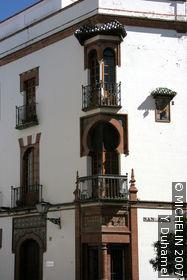 Santa Cruz district