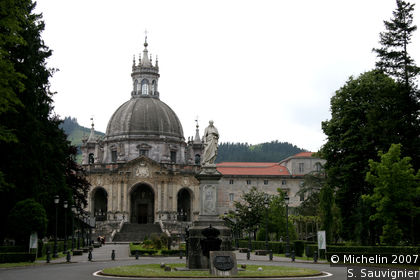 Basílica de San Ignacio de Loyola