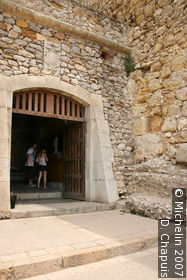 Passeig Arqueològic (Muralles)