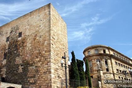 Tarragona's Museu Nacional Arqueologic