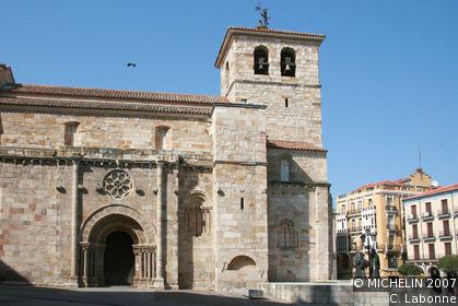 Romanesque churches