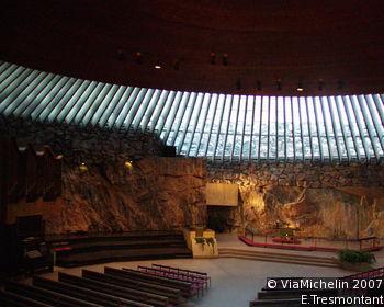 Temppeliaukon Kirkko