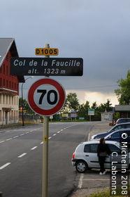 Faucille Pass