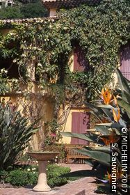 Val Rameh exotic botanical garden