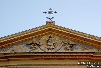 Église St-Jacques (Gesù)