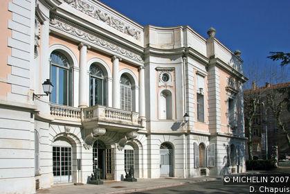 Palais Carnolès Museum of Fine Art