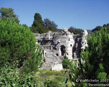 Cimiez amphitheatre