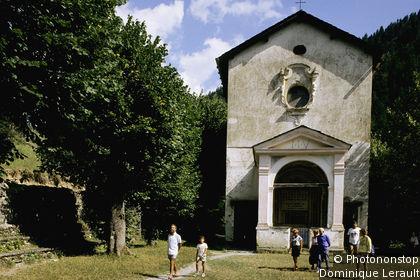 Notre-Dame-des-Fontaines chapel
