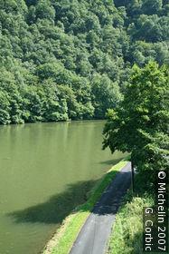 Méandres de la Meuse