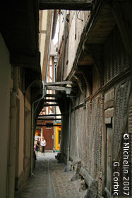 Chats Alley