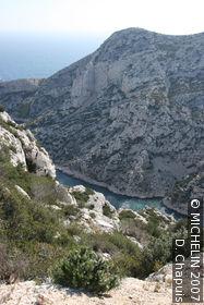 Morgiou Creek