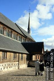 Old Honfleur