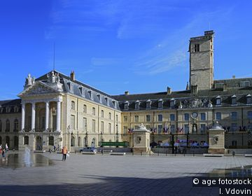 Palace of the Dukes and States of Burgundy