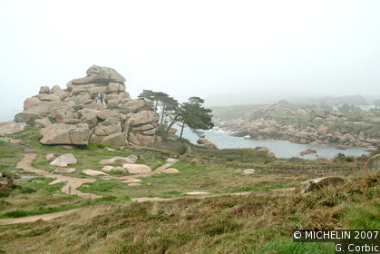Côte de Granit Rose (Pink Granite Coast)