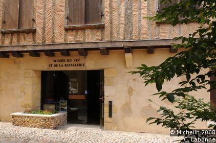 Musée du Vin, de la Batellerie et de la Tonnellerie