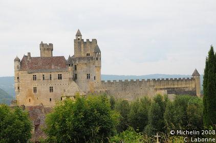 Beynac-and Cazenac Castle