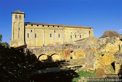 Église de St-Avit-Sénieur