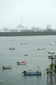 Naval base and arsenal