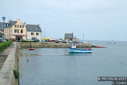Brest Harbour