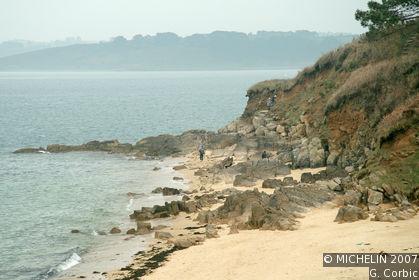Morlaix bay