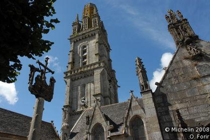 Tour of the parish closes