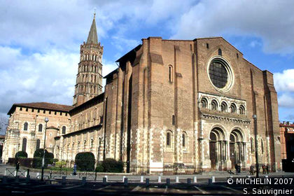 Basilica of St-Sernin