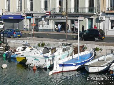 Sète Old Port