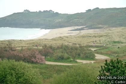 Côte d'Émeraude (Emerald Coast)