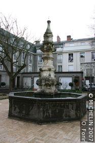 Hôtel Beaune-Semblançay