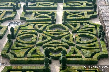 The Gardens of Château de Villandry