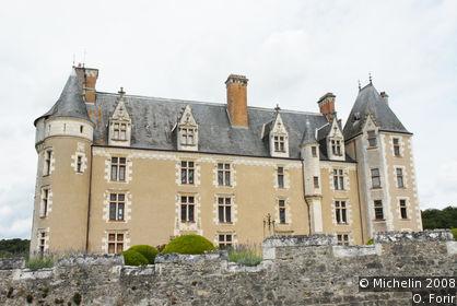 Montpoupon Castle