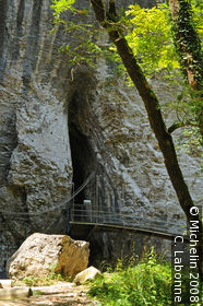The Baume Caves
